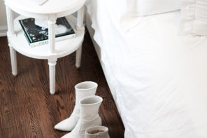 White boot trend Liv For Luxury Liv Micheli